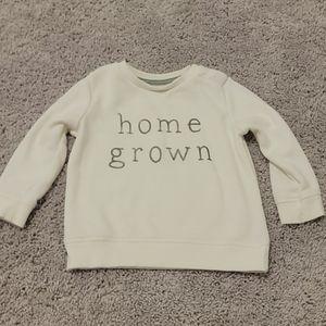🌱Little Co. Home Grown unisex soft sweatshirt